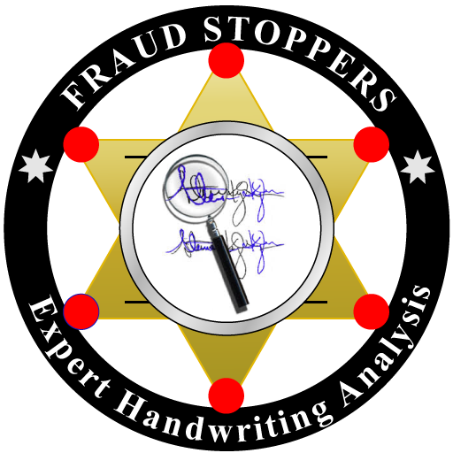 FRAUD STOPPERS EXPERT HANDWRITING ANALYSIS & AFFIDAVIT