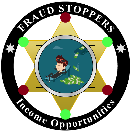 FRAUD STOPPERS work at home referral affiliate income opportunities