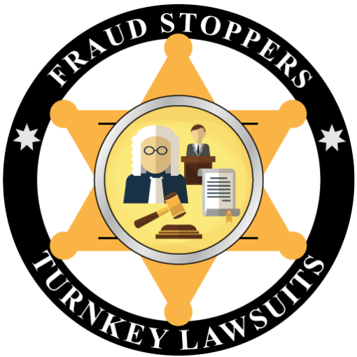 FRAUD STOPPERS TURNKEY QUIET TITLE & WRONGFUL FORECLOSURE LAWSUITS PACKAGES