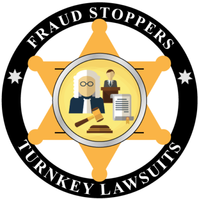 FRAUD STOPPERS Turnkey Quiet Title Wrongful Foreclosure Lawsuit GOLD PACKAGE