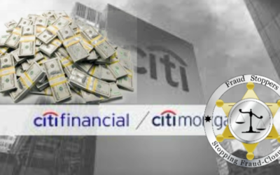 CitiMortgage class action lawsuit for falsely notarized documents for foreclosures
