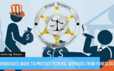 Democrats move to protect federal workers from foreclosure