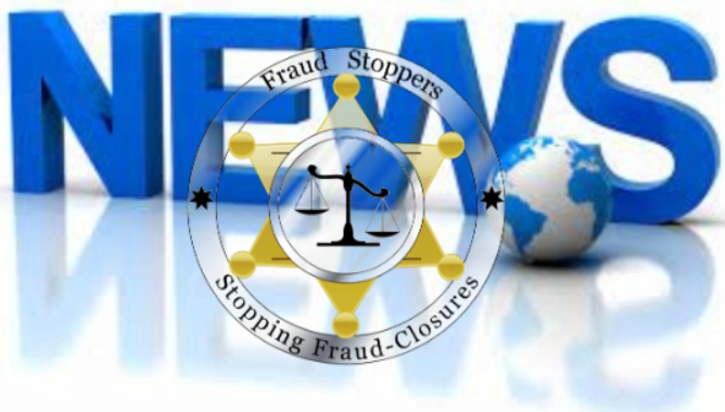 FRAUD STOPPERS Foreclosure Daily News Update ⋅ April 8, 2021