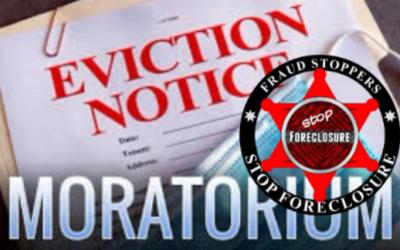 Foreclosure moratorium extended