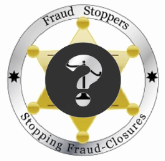 FRAUD STOPPERS Frequently Asked Questions FAQ