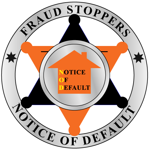 FRAUD STOPPERS HOW TO RESPOND TO A NOTICE OF DEFAULT