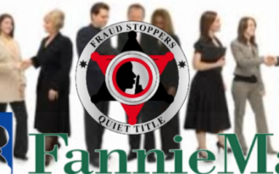 Has Your Fannie Mae Mortgage Been Sold to Private Investors?