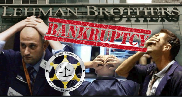 FRAUD STOPPERS Nine years later, another Lehman Brothers bankruptcy