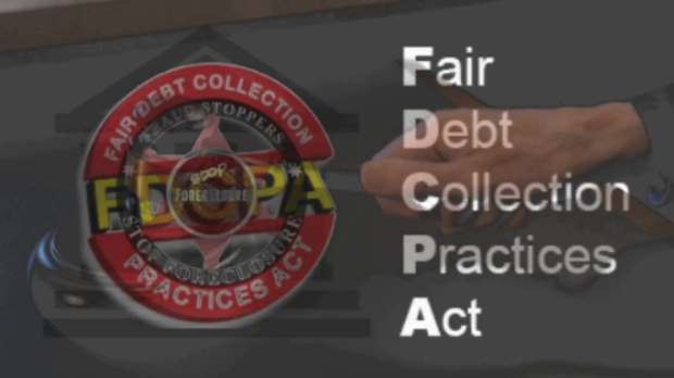 FRAUD STOPPERS FDCPA Claims and Statute of Limitations for Foreclosure Defense