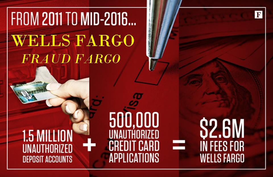 Wells Fargo blames former retail division head for Wells Fargo sales scandal