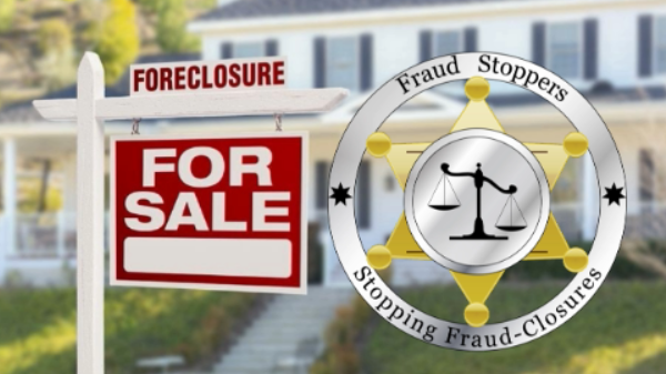 FRAUD STOPPERS stop foreclosure