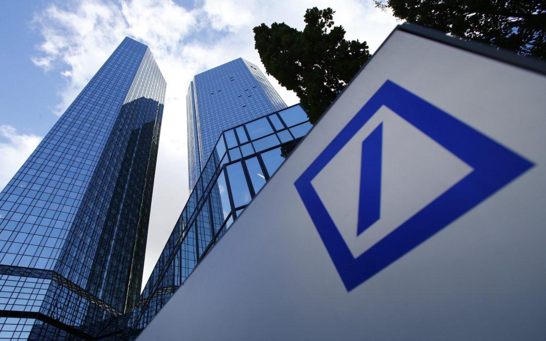 Deutsche Bank reaches $95 million RMBS settlement with Maryland
