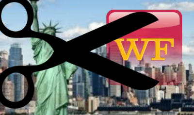 New York City cuts ties with Wells Fargo