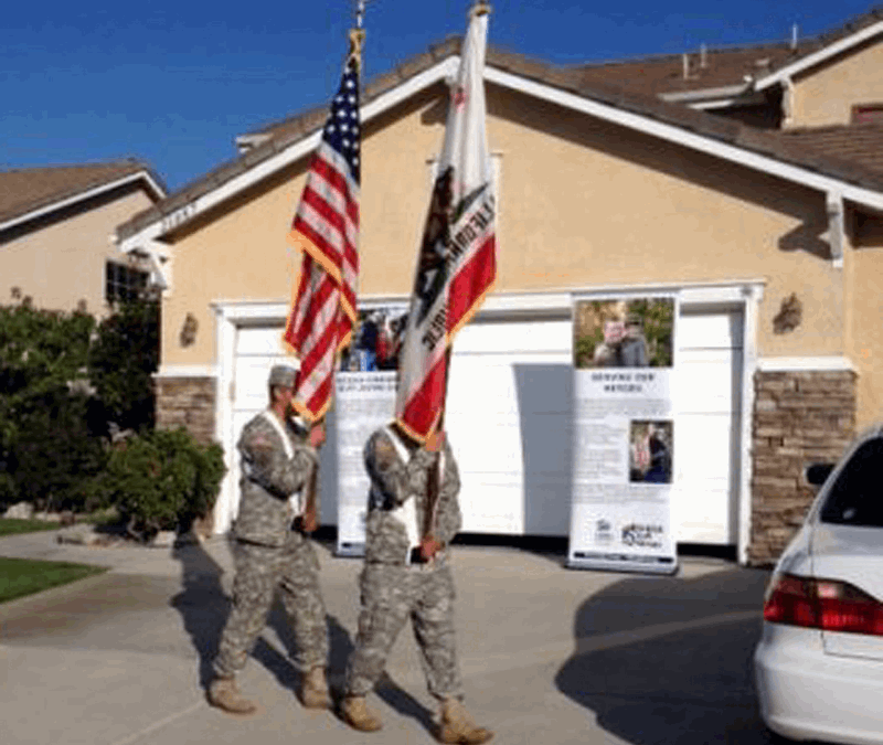 Veterans family facing foreclosure claims they're robo-signing victims