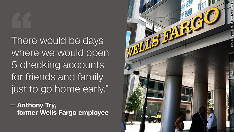 Wells Fargo reaches $110 million class action settlement over fake accounts