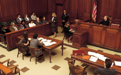 Preparing for Hearings or Trial …