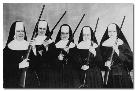 Nuns Take On Wells Fargo