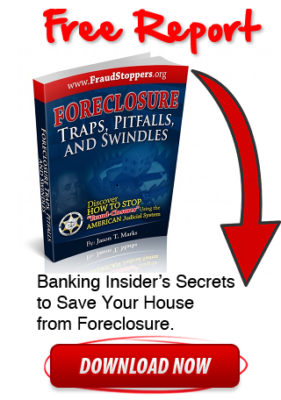 FRAUD STOPPERS Free EBook Foreclosure Traps Pitfalls and Swindles